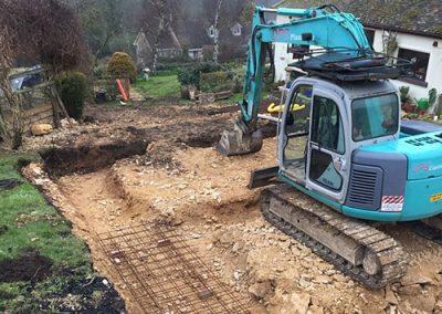 Bespoke Digger Work